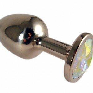 Aurora-Borealis-Swarovski-Crystal-Butt-Plug
